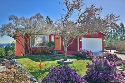 Bremerton Single Family Home For Sale: 1224 Daniels Ave