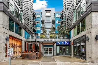 Seattle Condo/Townhouse For Sale: 1414 12th Ave #414