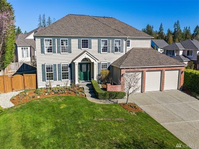 Sammamish Single Family Home For Sale: 23330 NE 15th St