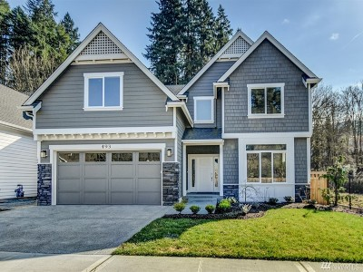 Issaquah Single Family Home For Sale: 493 SE Croston Lane