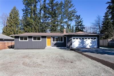 Covington Single Family Home For Sale: 18542 SE 244th Place