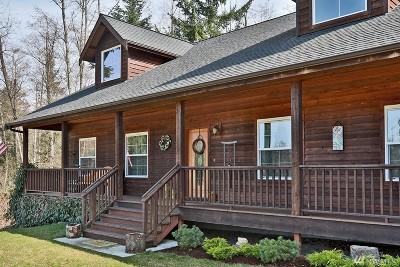 Clinton Single Family Home Pending: 4304 Deer Lake Rd