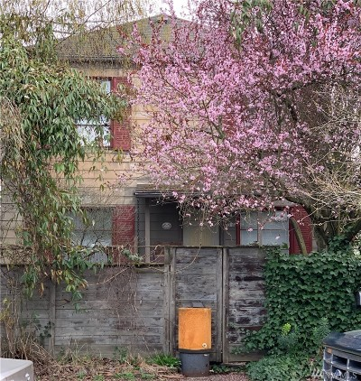 Seattle Single Family Home For Sale: 7316 11th Ave NE