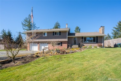 Thurston County Single Family Home For Sale: 21032 Oconnor Rd SE