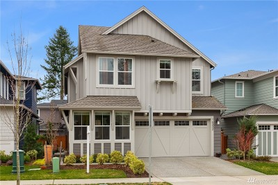 Snohomish Single Family Home For Sale: 16332 131st St SE