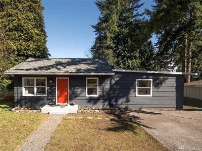 Shoreline Single Family Home For Sale: 15034 26th Ave NE