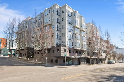 Seattle Condo/Townhouse For Sale: 3028 Western Ave #108
