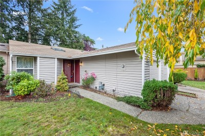 Kirkland Single Family Home For Sale: 13216 NE 138th Place