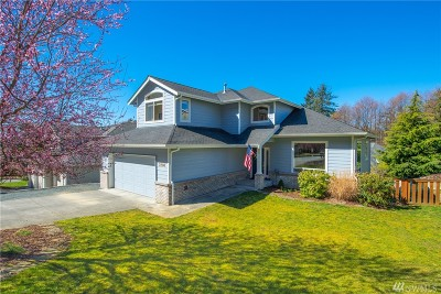 Anacortes Single Family Home Pending: 3708 Cedar Glen Wy