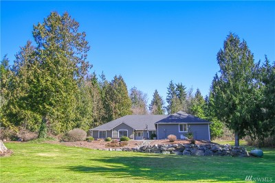Stanwood Single Family Home For Sale: 7510 Silvana Terrace Rd