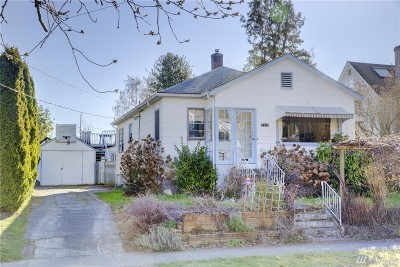 Seattle Single Family Home For Sale: 2010 2nd Ave N