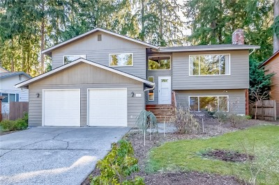 Marysville Single Family Home For Sale: 12813 54th Ave NE