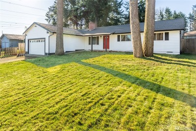 Federal Way Single Family Home For Sale: 1611 SW 351st St