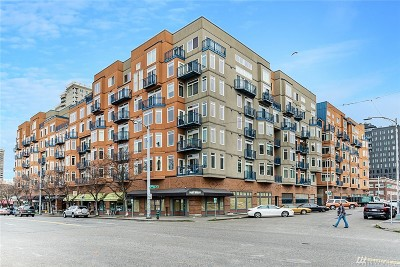 Condo/Townhouse Sold: 2415 2nd Ave #450