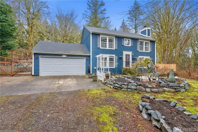 Port Orchard Single Family Home For Sale: 5811 SE Sedgwick Rd