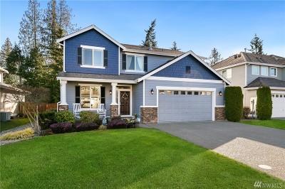 Pierce County Single Family Home For Sale: 7325 225th Av Ct E