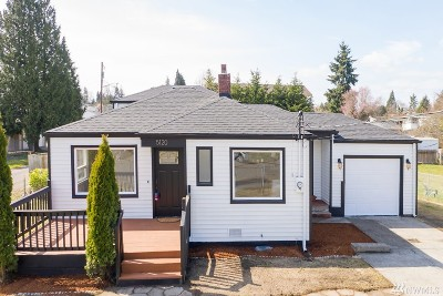 Tacoma Single Family Home For Sale: 5120 S Sheridan Ave