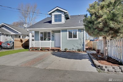 Seattle Single Family Home For Sale: 420 S Henderson St