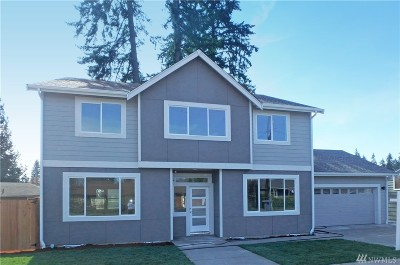 Mountlake Terrace Single Family Home For Sale: 4802 236th St SW