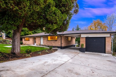 Seattle Single Family Home For Sale: 6819 S Langston Rd