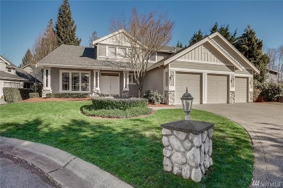 Renton Single Family Home For Sale: 18546 174th Place SE