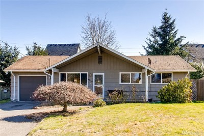 Renton Single Family Home For Sale: 1316 Queen Ave NE
