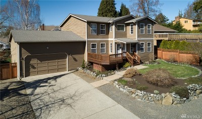 Snohomish Single Family Home For Sale: 1815 Northshore Place