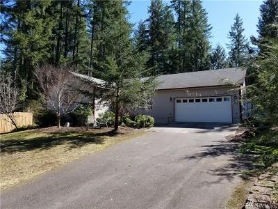Shelton WA Single Family Home For Sale: $259,900