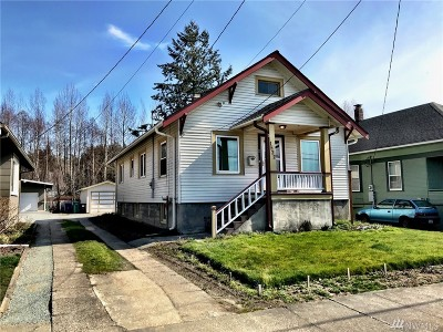 Single Family Home For Sale: 1522 S 3rd St
