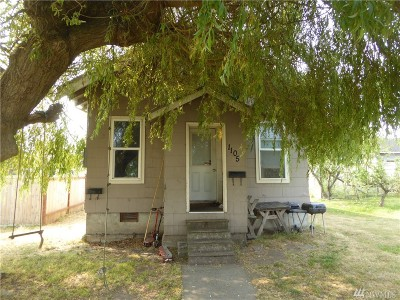Anacortes, La Conner Single Family Home For Sale: 1105 19th St