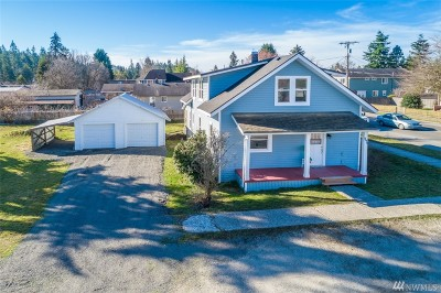 Tenino Single Family Home For Sale: 699 4th Ave W