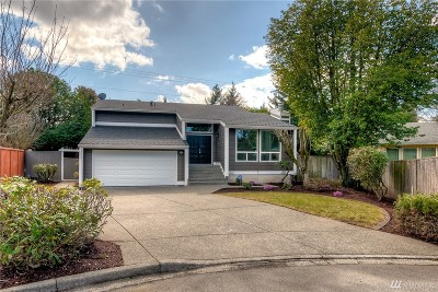 Federal Way Single Family Home For Sale: 31851 25th Ave SW