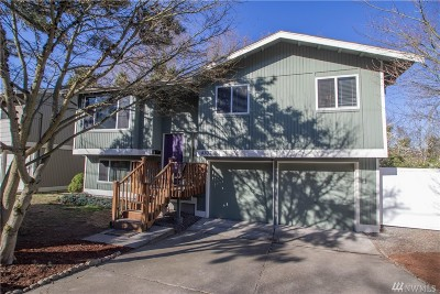 Seattle Single Family Home For Sale: 4107 23rd Ave SW