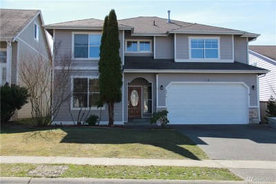 Puyallup Single Family Home For Sale: 8914 188th St E