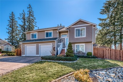 Port Orchard Single Family Home For Sale: 2110 SE Spicewood Ct