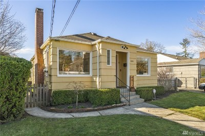 Single Family Home For Sale: 4812 N 10th St