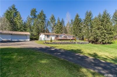 Port Orchard Single Family Home For Sale: 5063 SE Bobcat Lane