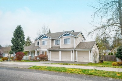 Puyallup Single Family Home For Sale: 17201 93rd Ave E