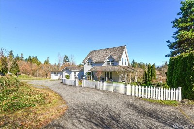 Snohomish Single Family Home For Sale: 14809 State Route 9