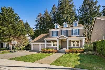 Sammamish Single Family Home For Sale: 3026 206th Wy NE