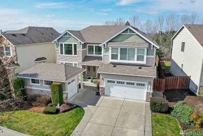 Auburn Single Family Home For Sale: 6103 Montevista Dr SE