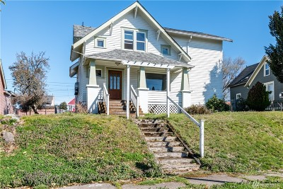 Tacoma Single Family Home For Sale: 2527 S Cushman Ave