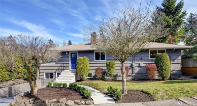 Seattle Single Family Home For Sale: 2724 51st Ave SW