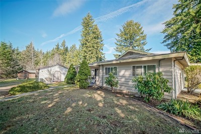 Graham Single Family Home For Sale: 6911 288th St E