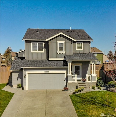 Spanaway Single Family Home For Sale: 2515 194th St Ct E