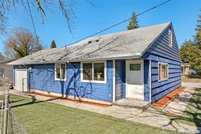 Burien Single Family Home For Sale: 1404 SW 116th St