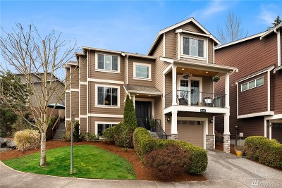 Woodinville Single Family Home For Sale: 20101 134th Ave NE