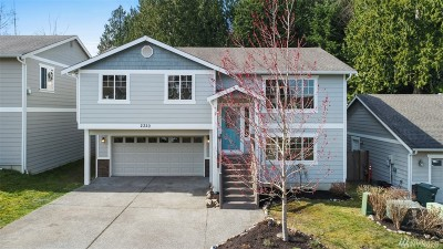 Snohomish Single Family Home For Sale: 2320 Baird Ave