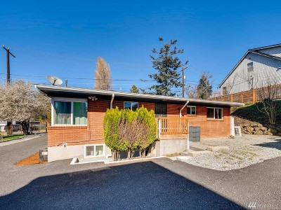 Seattle Single Family Home For Sale: 4631 S Frontenac St