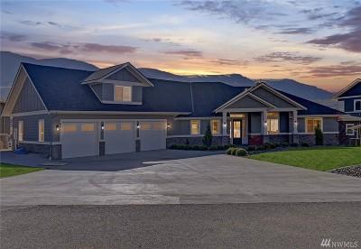 Douglas County, Chelan County Single Family Home For Sale: 4960 Hurst Landing Rd